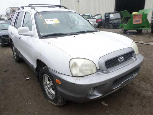 Used 2002 HYUNDAI Hyundai Santa Fe Suspension Crossmember K-frame ...