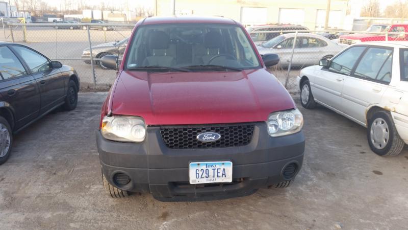 2005 Ford Escape Alternator 601 01025